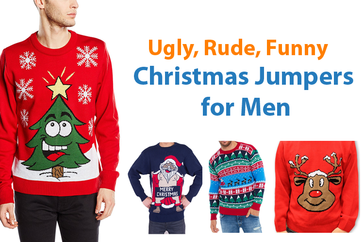 christmas jumpers uk 2018